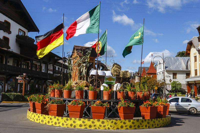 Festa da Colônia em Gramado