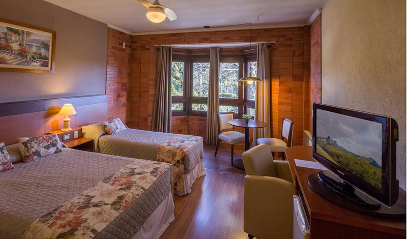 Hotel Serra Nevada em Canela