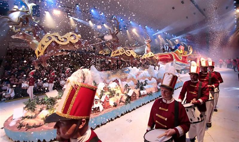 Espetáculo do Natal em Gramado