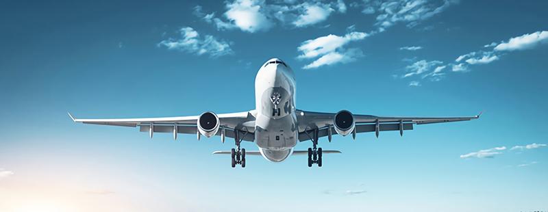 Avião com destino para Gramado
