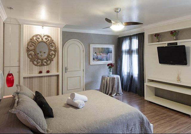 Hotéis românticos em Canela